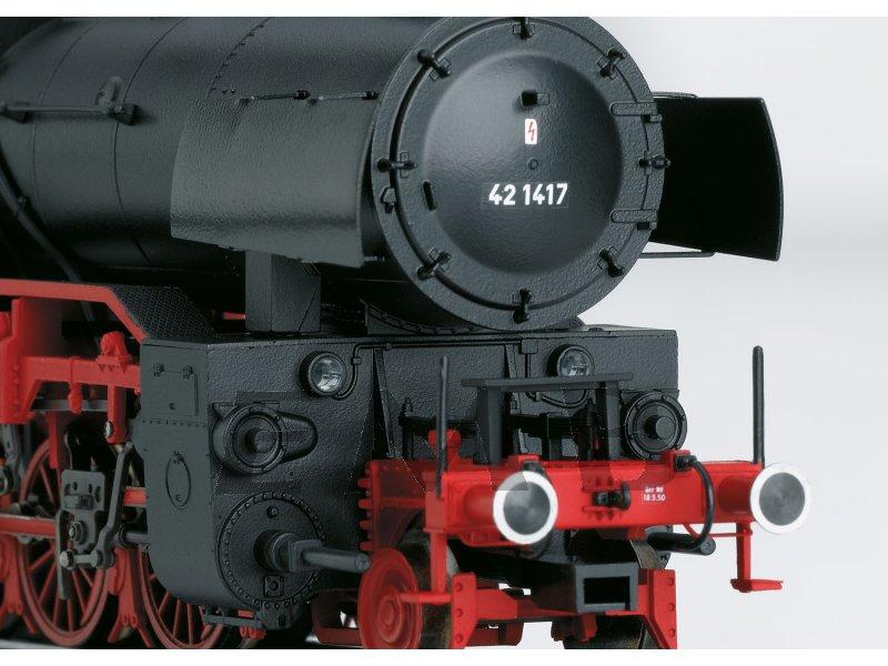 Güterzug Dampflok BR 42 DB Märklin